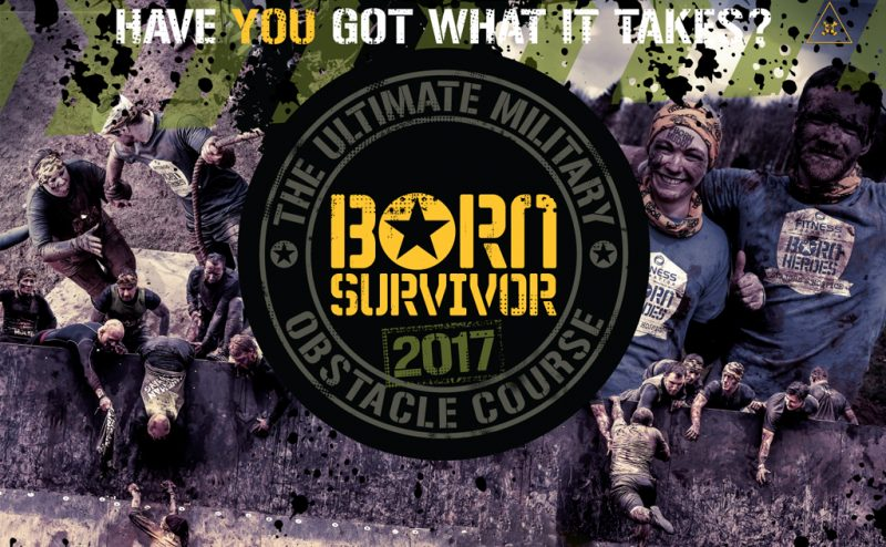 Register NOW for Born Survivor!