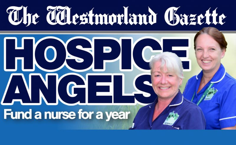 Hospice Angels Campaign