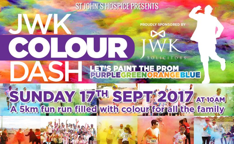 JWK Colour Dash 2017