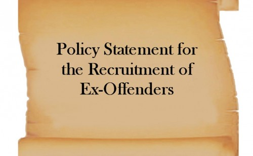 Recruitment of Ex-Offenders