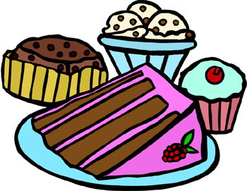 Cake Raffle Clipart : Sue Hanlon s Cake stall, book stall and raffle and more ...