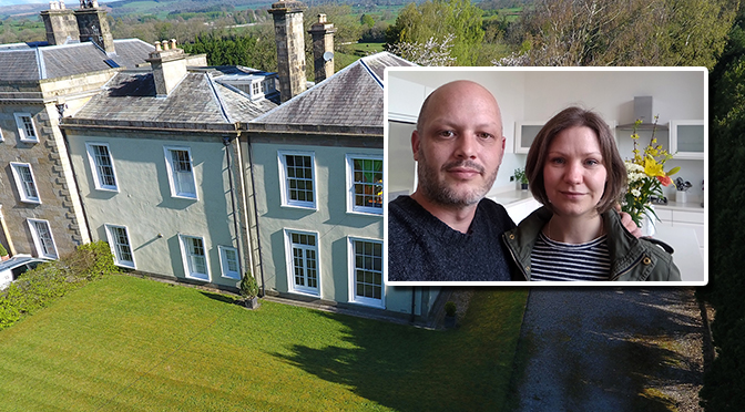 Win a Country Mansion