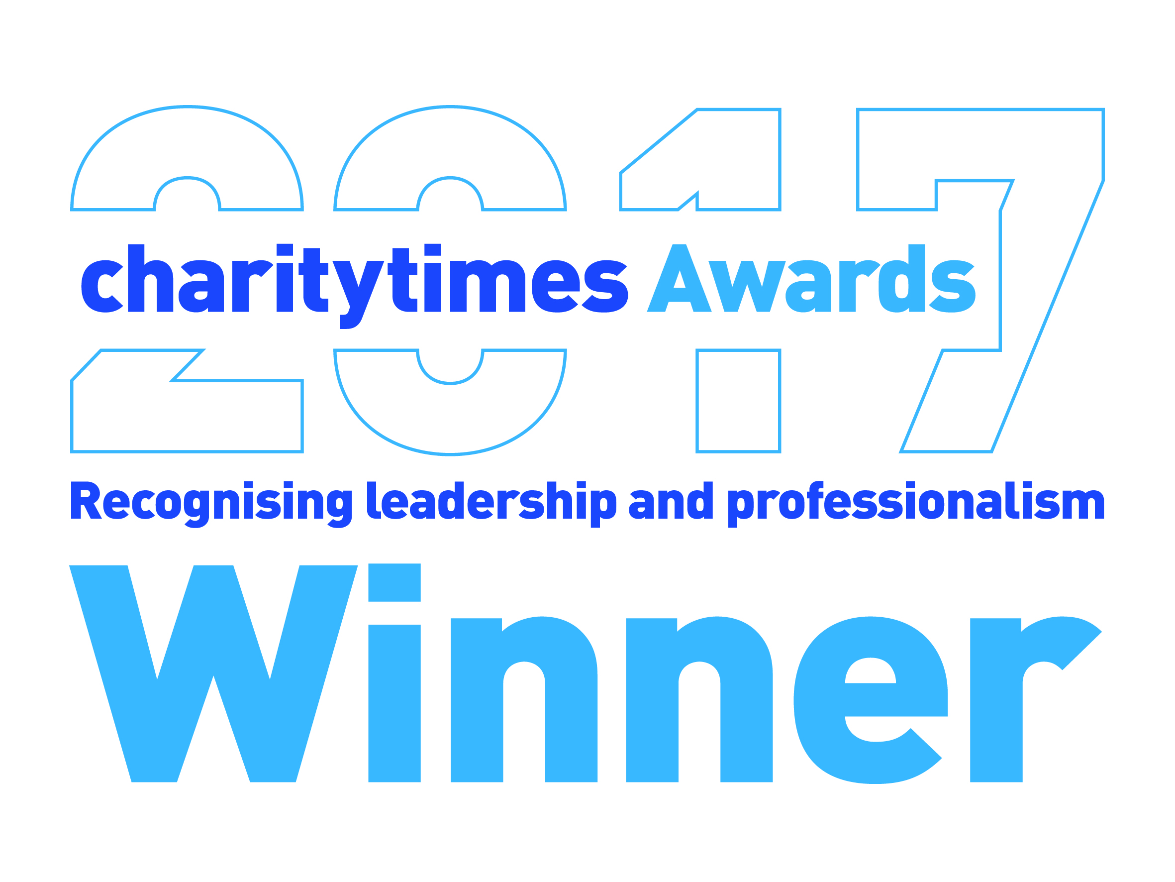 2017 Charity Times Award Winner