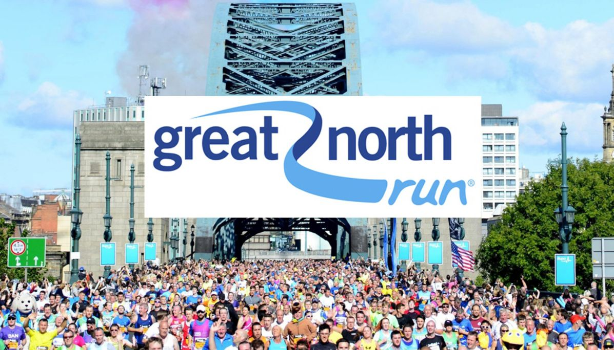 Image result for great north run 2019