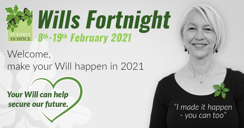Wills Fortnight - Welcome