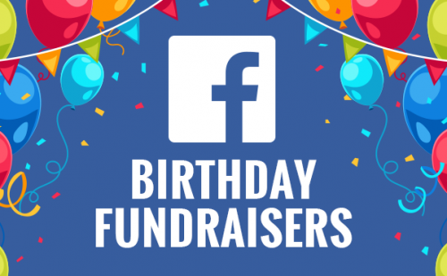 Facebook Birthday Fundraisers