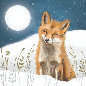 Moonlight Fox