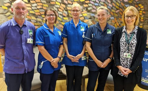 Hospice at Home Team - Oct 2019