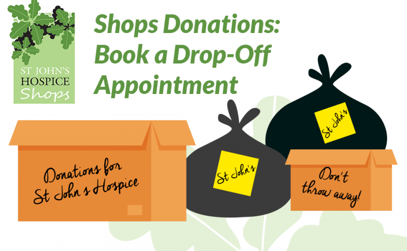 Shops Donations Bookings