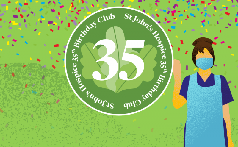Join our 35th Birthday Club!
