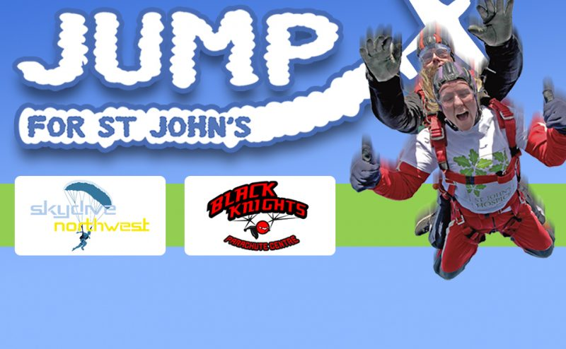 Join our Fundraising Skydive Team!