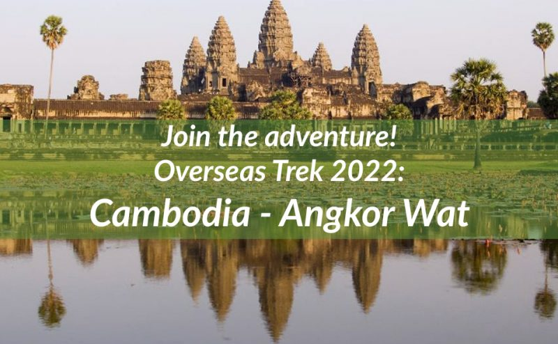 Overseas Trek 2022 - Find out more