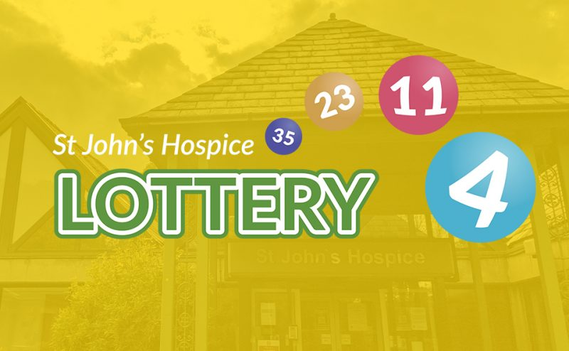 Support YOUR hospice through our lottery!